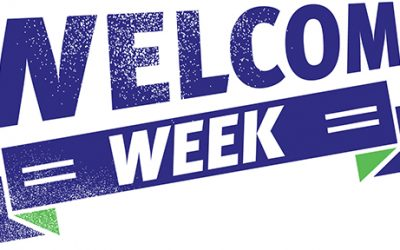 Welcome Week – Jan 28th to Feb 1st 2019